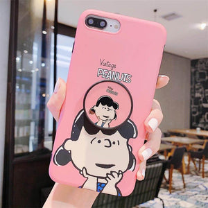 ESNOOPY™ CASE - iPHONE COVER Esnoopy iphone6 6s 2