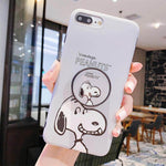 ESNOOPY™ CASE - iPHONE COVER Esnoopy iphone6 6s 3
