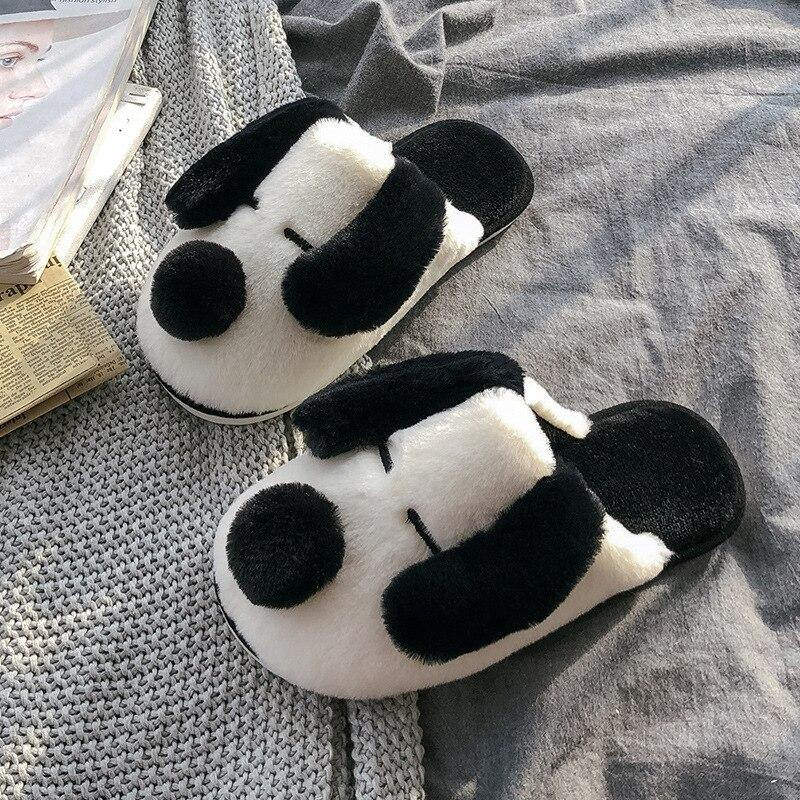 ESNOOPY™ SLIPPERS - HOME SHOES shoes Esnoopy White 36-37