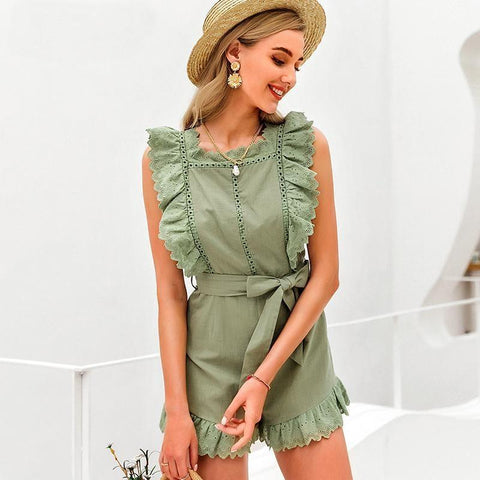 Chic Bohemia playsuit - S