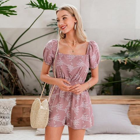 Romantico playsuit Bohemia - S