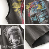 Shirt Mermaid Beach Vintage