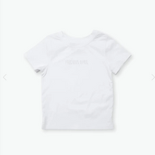 Load image into Gallery viewer, Embroidered Tee - White - Tootsies AU