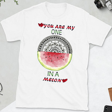 Load image into Gallery viewer, You Are My One Mandala Unisex Cotton Tee