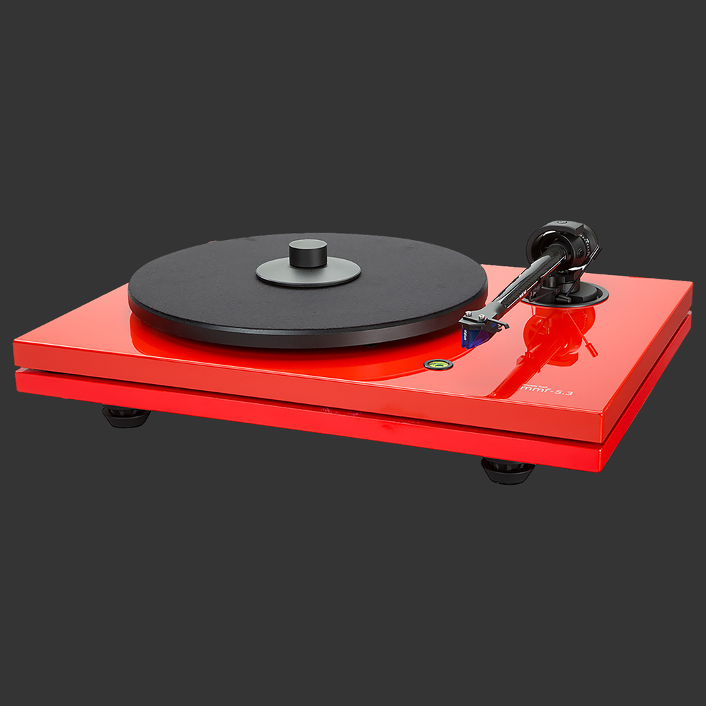 Music Hall mmf-5.3le Turntable $1049. Includes Ortofon 2-M Blue Cartridge. Mounted and properly aligned. Dustcover is included.