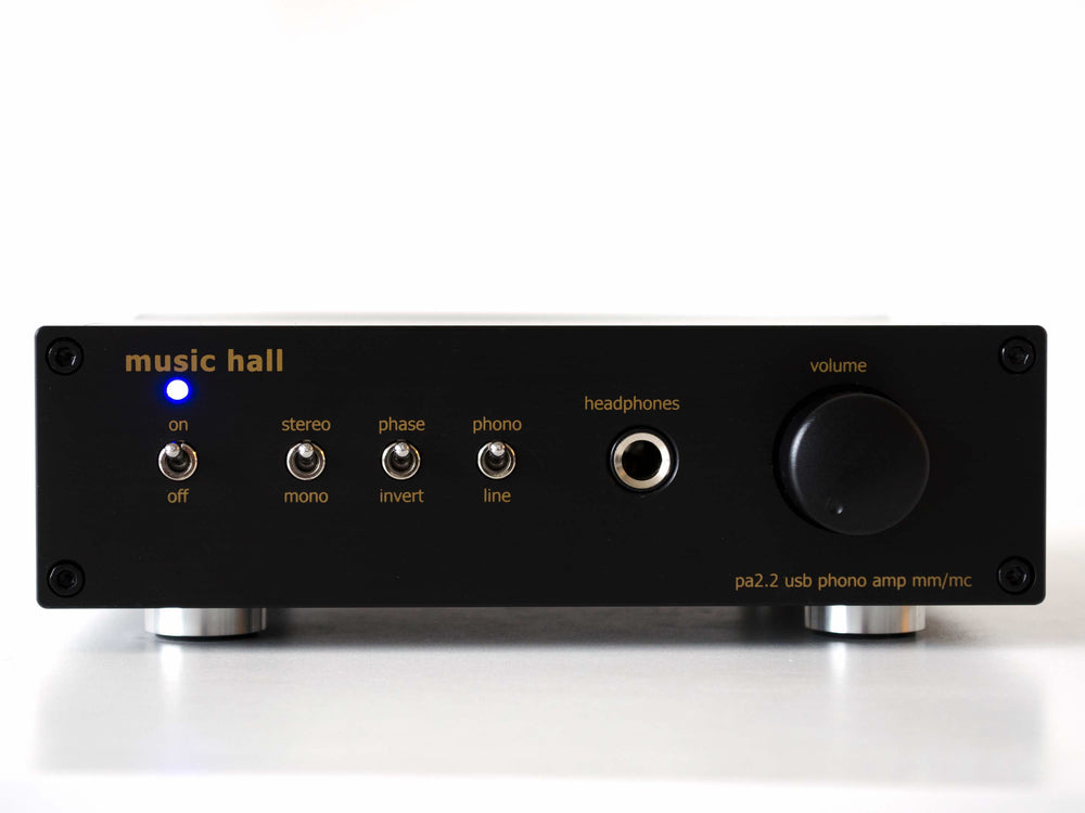 MUSIC HALL PA2.2 PHONO PRE-AMPLIFIER