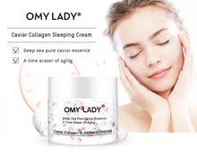 Load image into Gallery viewer, OMY LADY Natural Caviar Collagen Night Cream