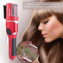 Load image into Gallery viewer, Cordless Split End Hair Trimmer