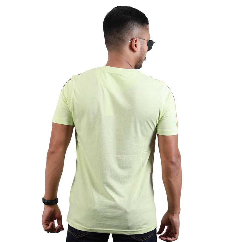 100% COMBED COTTON MEN T-SHIRT
