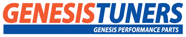 Genesis Tuners performance parts logo