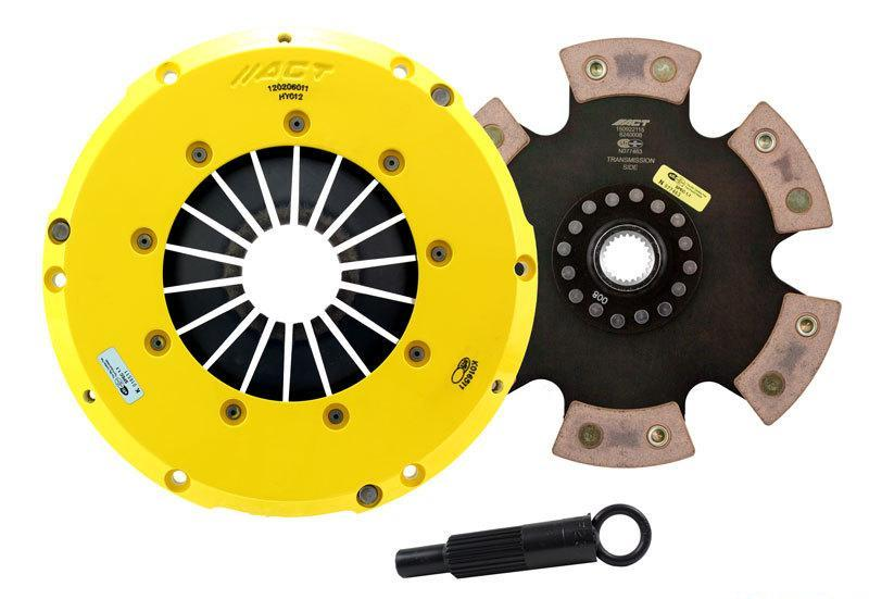 HY3-HDR6 ACT Clutch Kit 2010-16 Hyundai Genesis Coupe