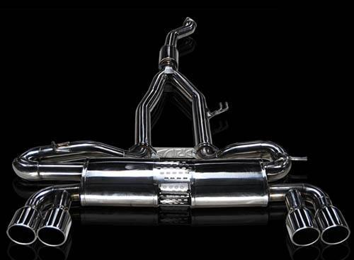 SM0702-0102D ARK Exhaust w/ Tips 4Cyl 2.0L 2010-12 Hyundai Genesis Coupe