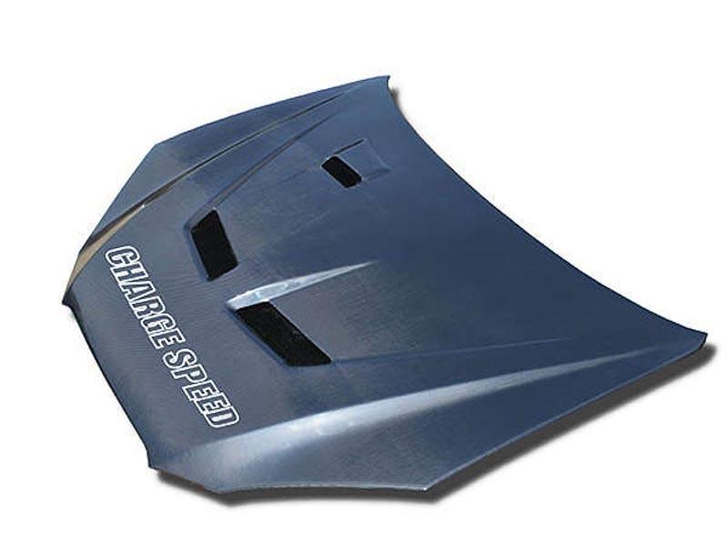 BCYG09-CS996HCV ChargeSpeed Vented Hood Hood Pin Required required 2010-17 Hyundai Genesis Coupe