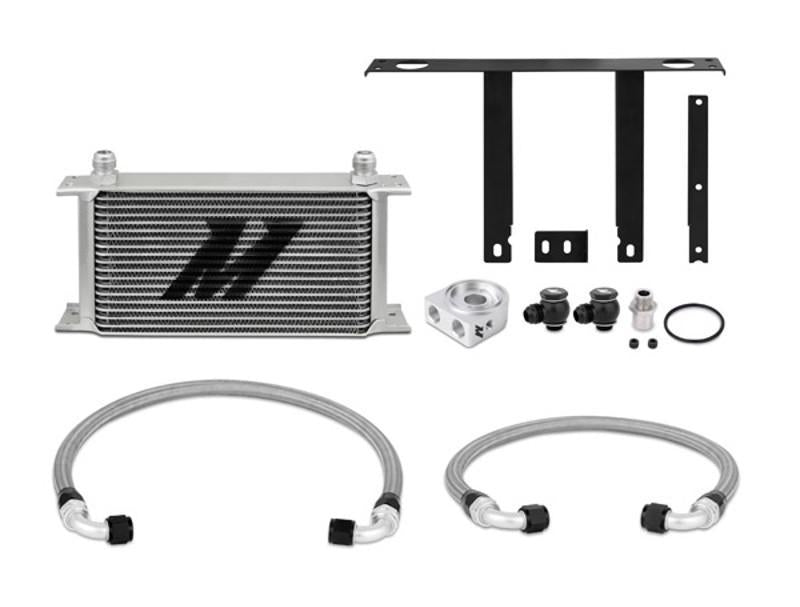 MMOC-GEN4-10T Mishimoto Thermostatic Oil Cooler Kit 4Cyl 2.0L 2010-12 Hyundai Genesis Coupe
