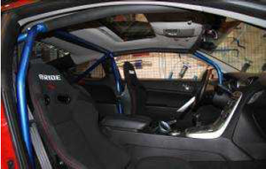 Cusco Chromoly 5 Pt Roll Cage - Genesis Turbo Coupe 2.0T