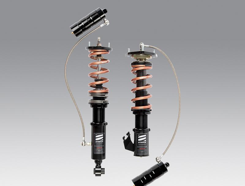 ST-BK-XR2 Stance Monotube Coilovers 2010-16 Hyundai Genesis Coupe