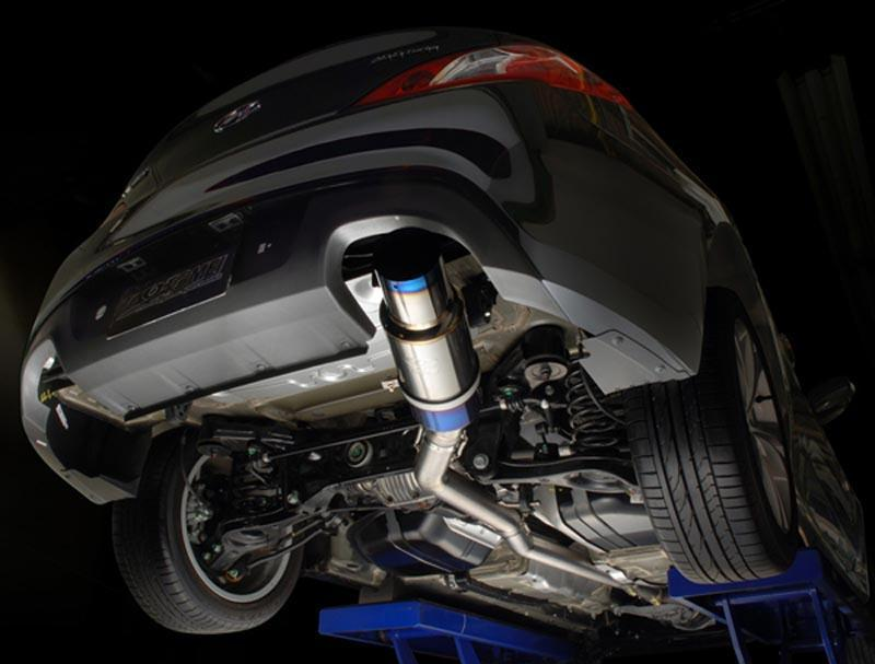 TB6090-HY01A Tomei Exhaust 4Cyl 2.0L 2010-11 Hyundai Genesis Coupe