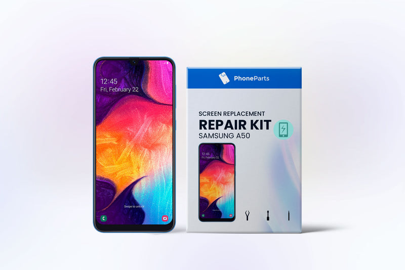 Guide: DIY Samsung Galaxy A50 Screen Replacement