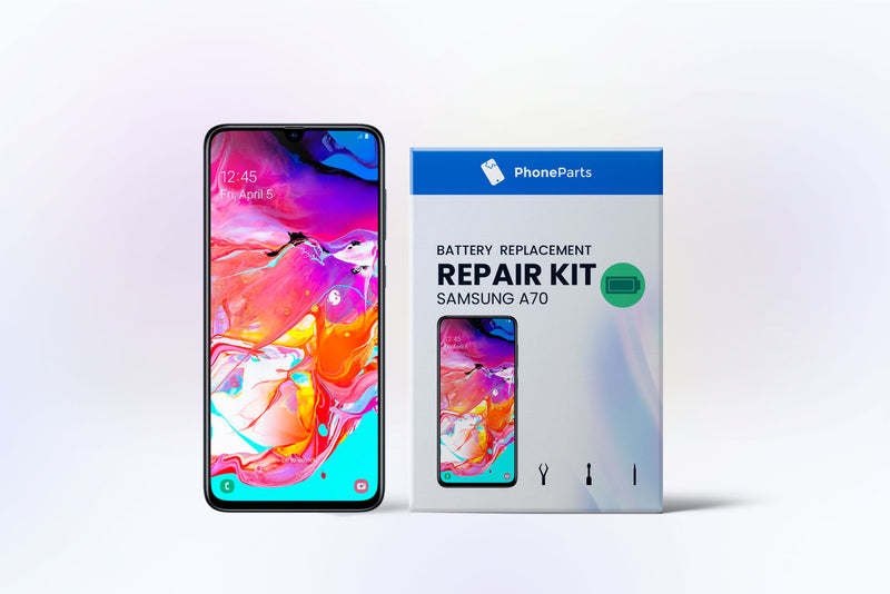 Samsung Galaxy A70  Battery replacement
