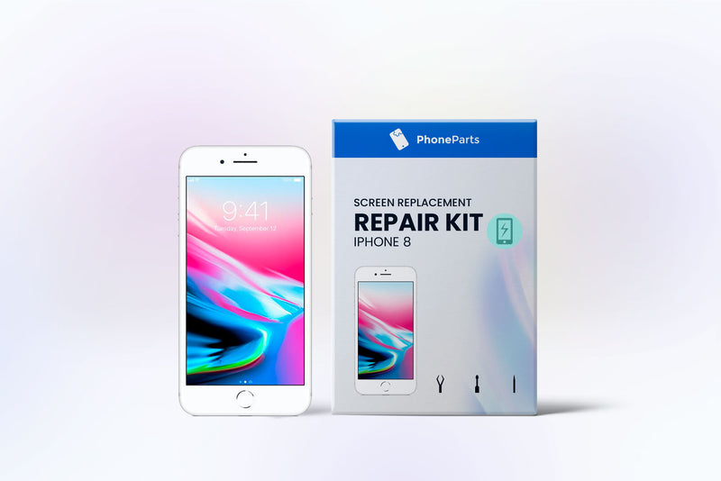 Repair Guide: iPhone 8 Screen Repair