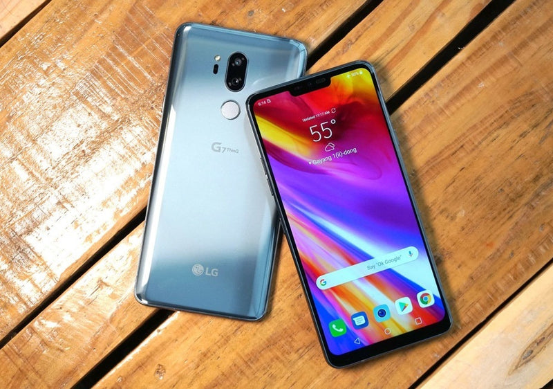 Guide DIY LG G7 ThinQ Rear Camera Replacement