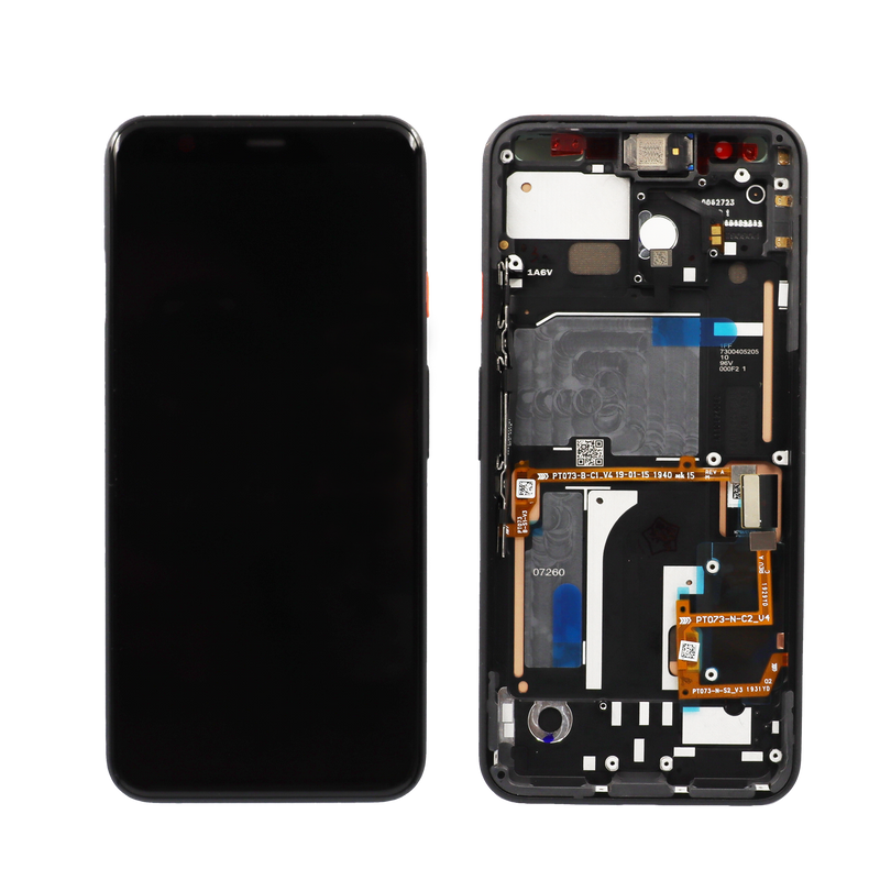 Google Pixel 4 Replacement LCD Screen with frame