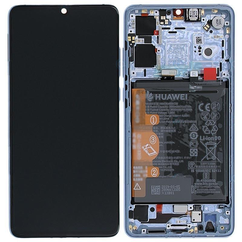 Replacement Lcd Screen for Huawei P30 in Breathing Crystal