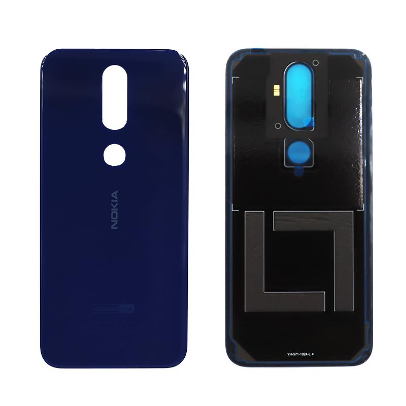 Nokia 4.2 Rear Glass Panel and Adhesive in Blue