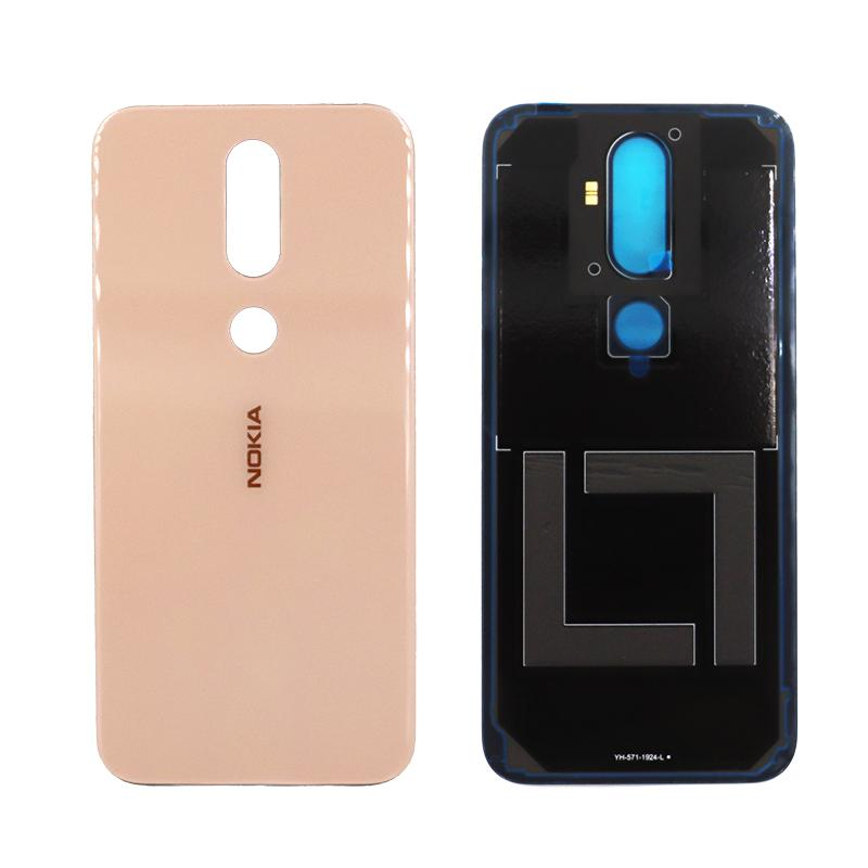 Nokia 4.2 Rear Glass Panel and Adhesive in Pink