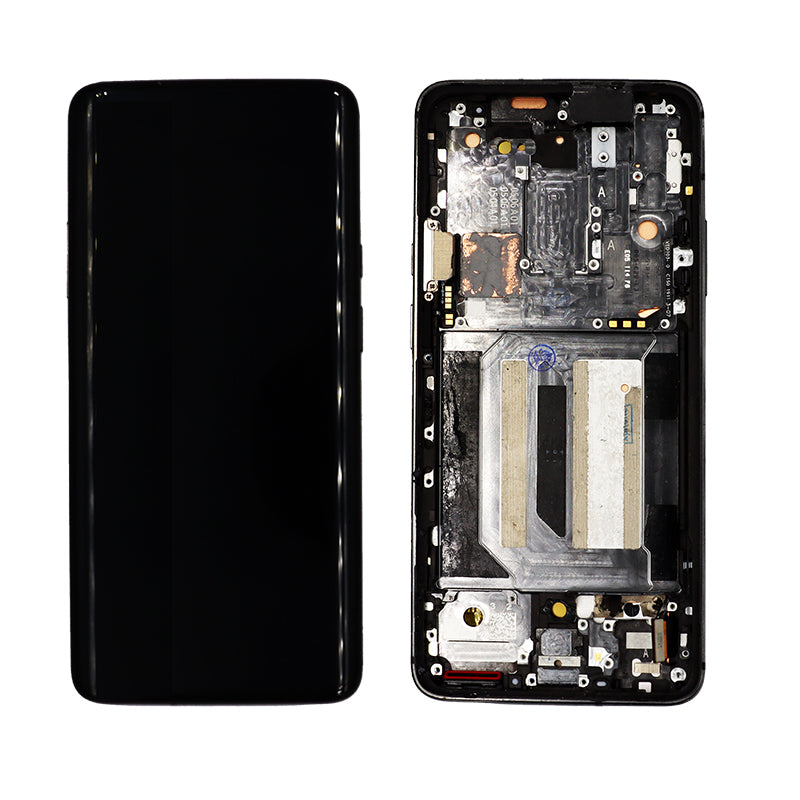 OnePlus 7 Pro Replacement LCD Touch Screen with Frame