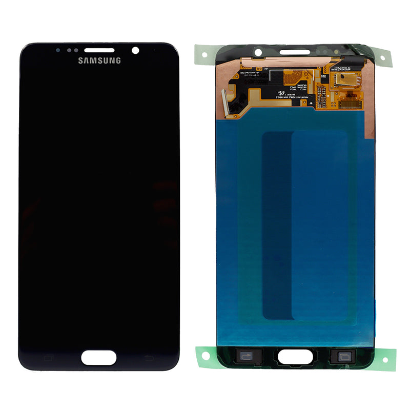 Samsung Galaxy Note 5 LCD Screen in Black OEM Service Pack