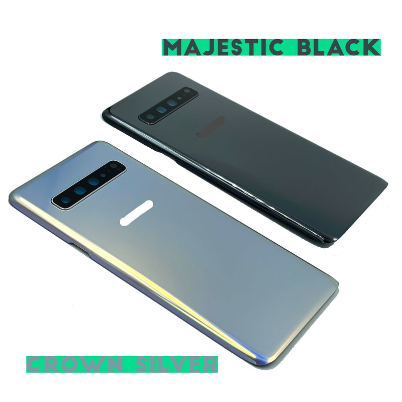 Samsung Galaxy S10 5G Replacement Rear Glass Panel in All Colour