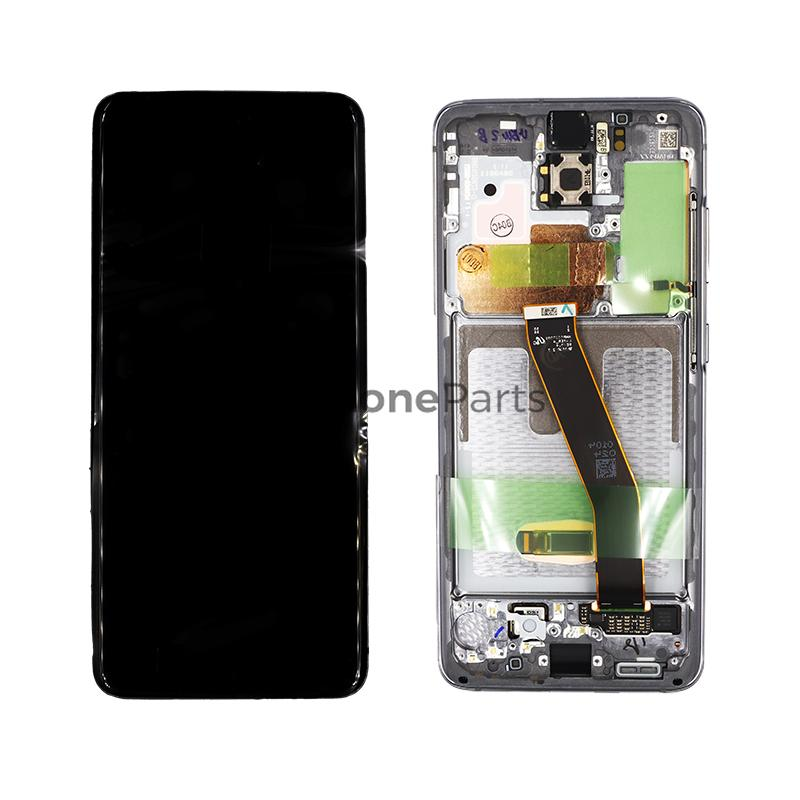 Samsung Galaxy S20 Replacement LCD Screen Assembly OEM Service Pack