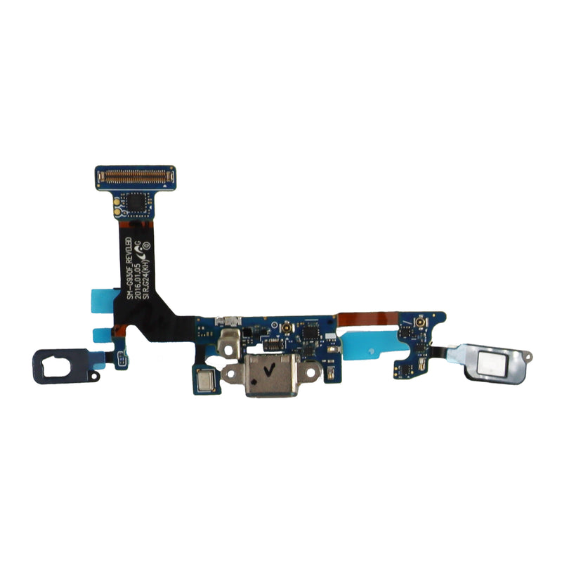 Samsung Galaxy S7 Micro USB Port Flex Cable Front Image