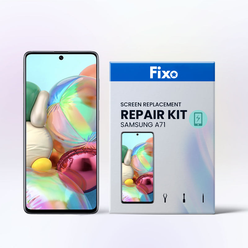 Samsung Galaxy A71 DIY LCD Screen Replacement / Repair Kit