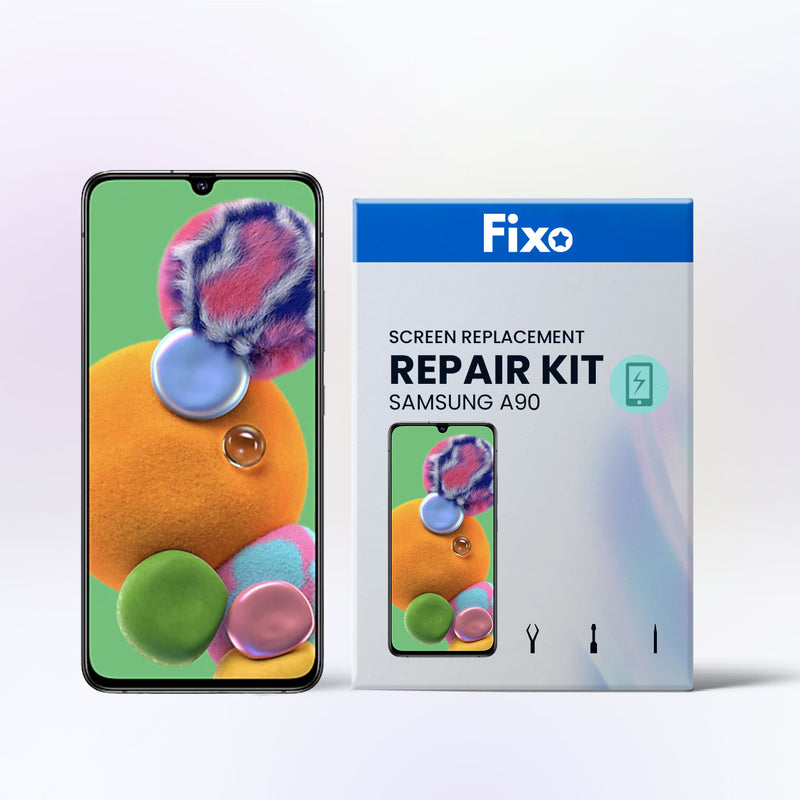 Samsung Galaxy A90 5G DIY LCD Screen Replacement / Repair Kit