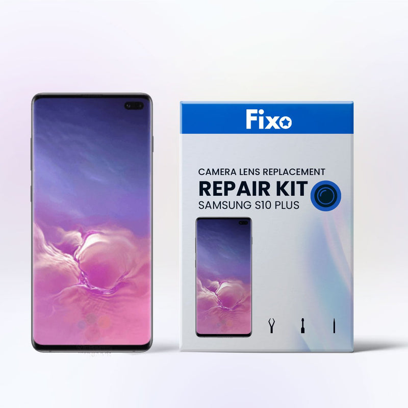 Samsung Galaxy S10 Plus DIY Camera Lens Replacement / Repair Kit