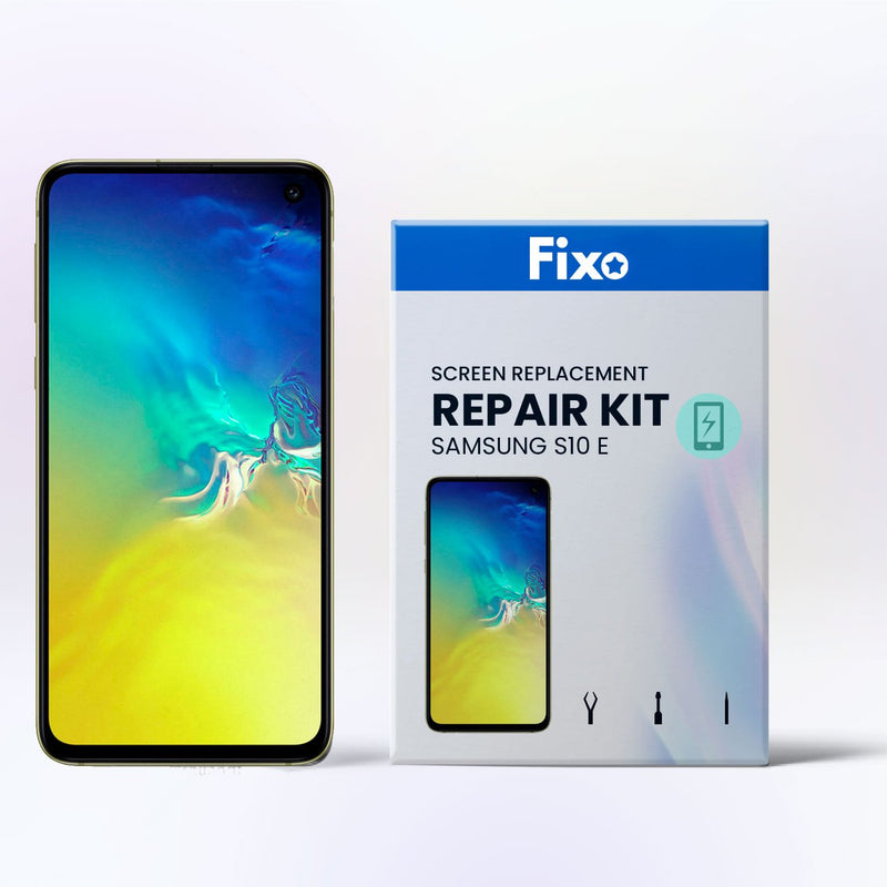 Samsung Galaxy S10e DIY LCD Screen Replacement / Repair Kit