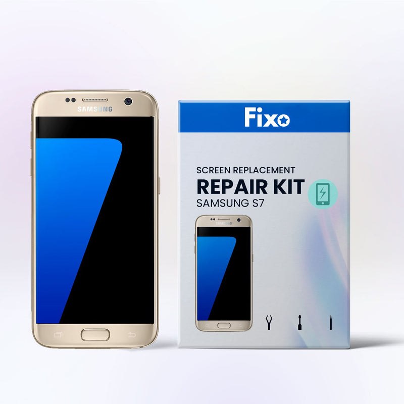 Samsung Galaxy S7 DIY LCD Screen Replacement / Repair Kit