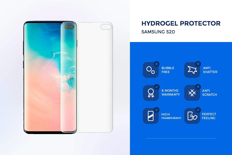 Samsung Galaxy S10 Hydrogel Screen Protector