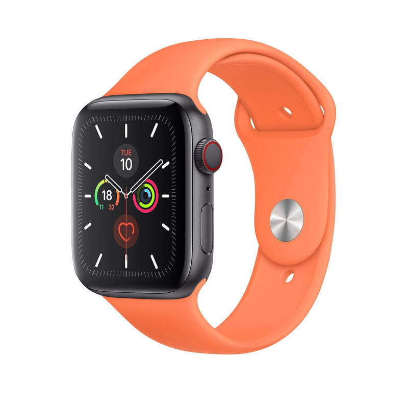 Oh Orange Sport Loop Band for Apple Watch