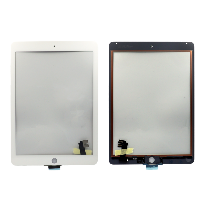 iPad Air 2 Replacement Glass Touch Screen Digitizer in White