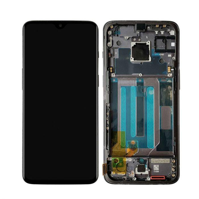 OnePlus 7 Replacement Screen with Frame - OEM Part