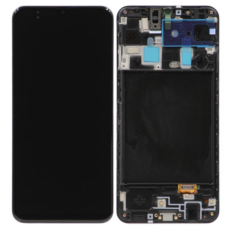 Samsung Galaxy A20 Replacement LCD Screen OEM Service Pack
