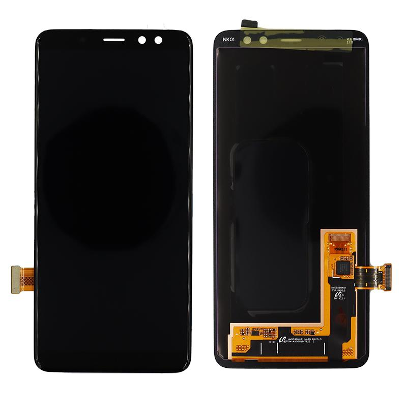 Samsung Galaxy A8 2018 Replacement LCD Screen OEM Service Pack