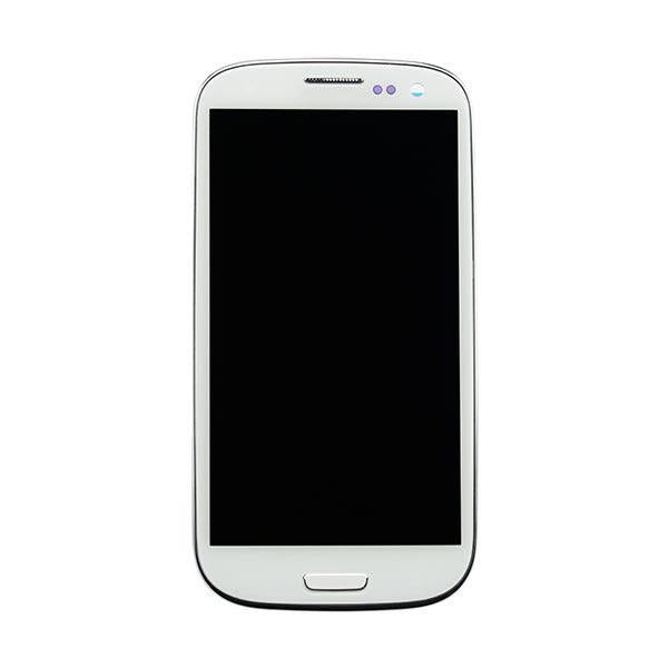 Samsung Galaxy S3 Replacement Display Assembly with Frame