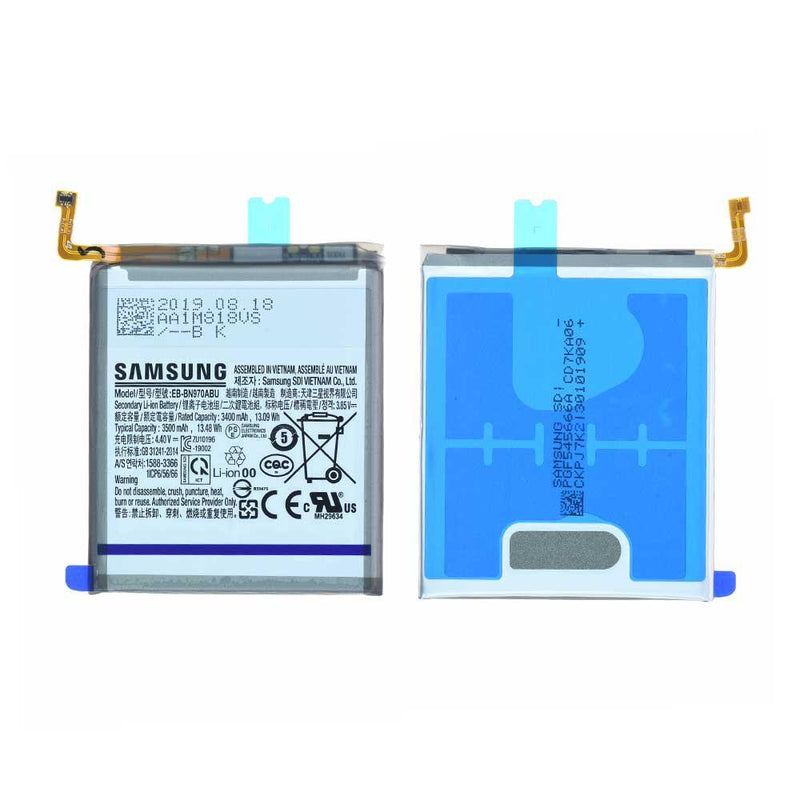 Samsung Galaxy Note 10 Replacement Battery