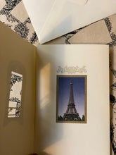 Charger l'image dans la galerie, Eiffel tower card & envelope set / エッフェル塔 カード&封筒セット