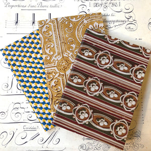Melodies Graphiques original Notebook / ノート