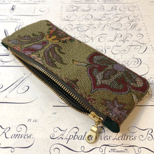 Charger l'image dans la galerie, Handmade cloth pouch(Small) / ハンドメイドポーチ